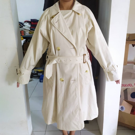 Vintage Burberrys Trench Coat Classic, Vintage Burberry Trench Coat