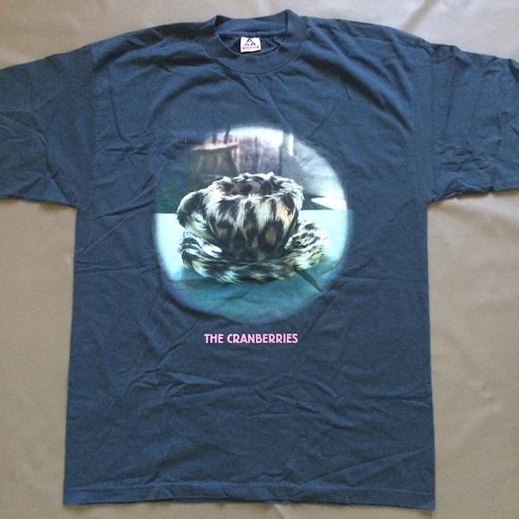 Vintage 90s The Cranberries Shirt Dolores O'Riorda