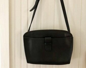 Vintage Coach Messenger Bag / Coach Crossbody Bag / Vintage Coach Purse