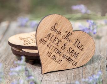 Save the date, rustic save the date, save the date card, save the date magnet, custom save the date, wedding announcement, invitations 6STD