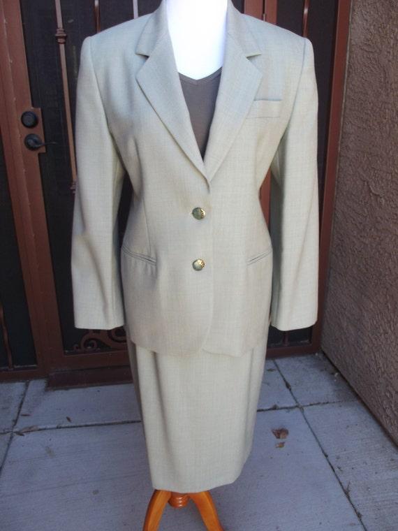 Italian Women S Business Suit Etsy
