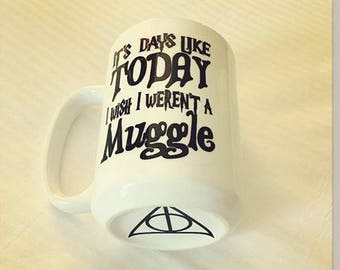 Muggle Problems, Harry Potter Inspired