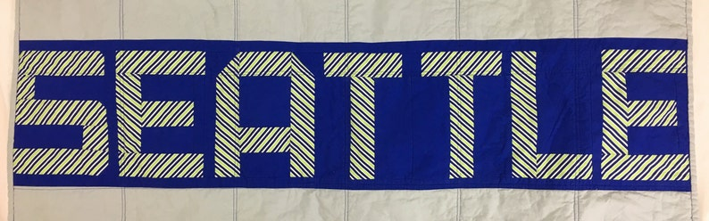 Price Per Letter City College or University to Any Quilt Add-On Customized Name