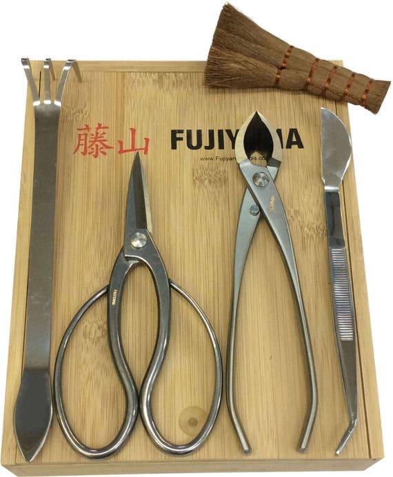 Yagimitsu Bonsai Tool Roll Made In Japan Bonsai Tools Home Garden Store