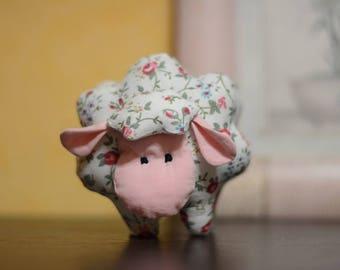 Sheep Handmade Tilda Stuffed Toy Home Decor