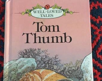 Vintage Ladybird Book-Tom Thumb