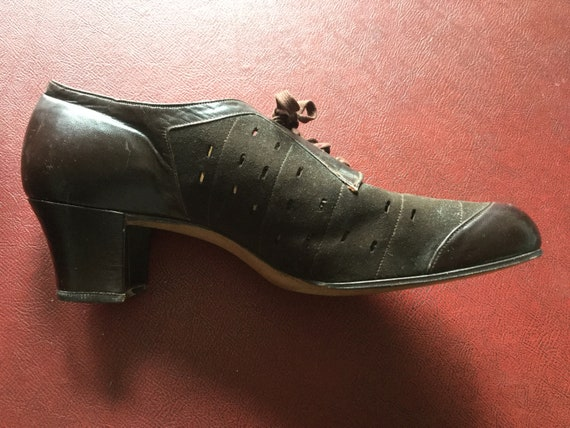 Sir Herbert Barker Vintage 1940s/50s shoes