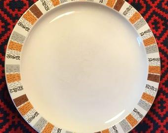 Burleigh Ware - Costa Brava 4 x Side Plates