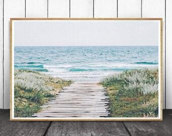 Ocean Print, Ocean Water Photo, Waves Print, Water Print, Ocean Photography, Ocean Art, Ocean Decor, Ocean Waves Print, Ocean Water Waves