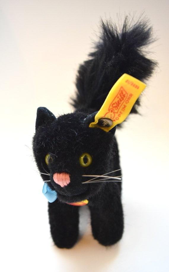 steiff cat vintage