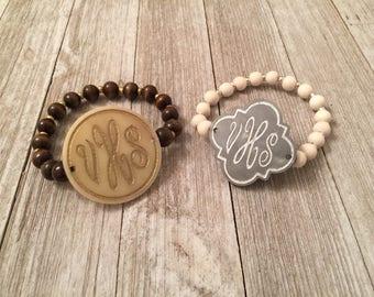 Monogram/Initial Bracelet