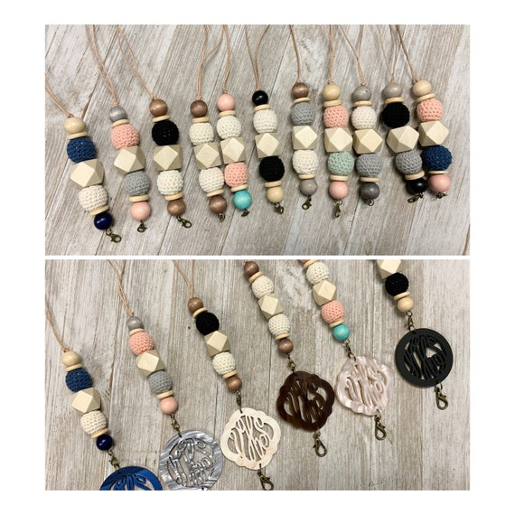 Additional Lanyard for Personalized Pendants