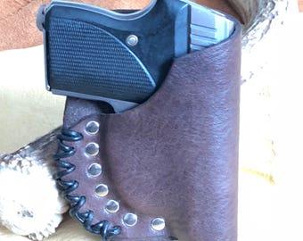 Pocket Holster for Seecamp 25/32/380 auto Pistol