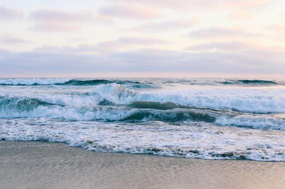 deep blue sea ocean san diego california photography print