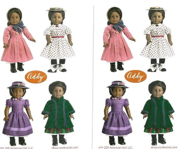 MEET~FEAST~PARTY~SUMMER OUTFITS! AMERICAN GIRL JOSEFINA BEFOREVER STICKERS