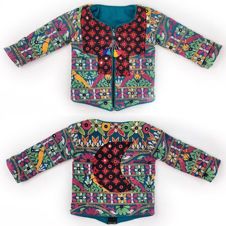1ec13215bc82 Ready to ship 2 Years 2T Banjara Toddler Moon Jacket Kids