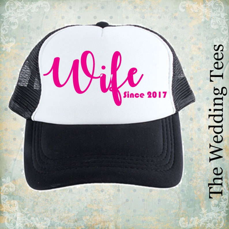 7fa75f1c6105e Wifey Caps. Bridal Party Caps. Bride Hats. Bachelorette party