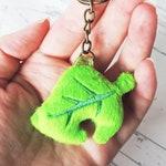 Animal Crossing New Leaf Soft Plush Keychain