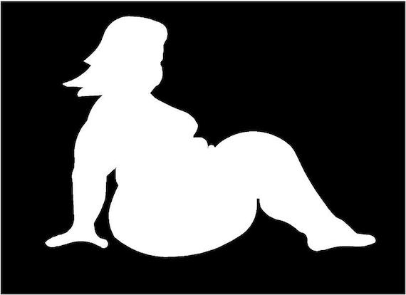 trucker naked lady