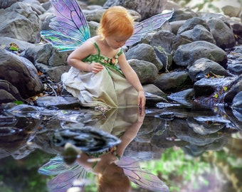 Fairy Reflections - Photographic Print