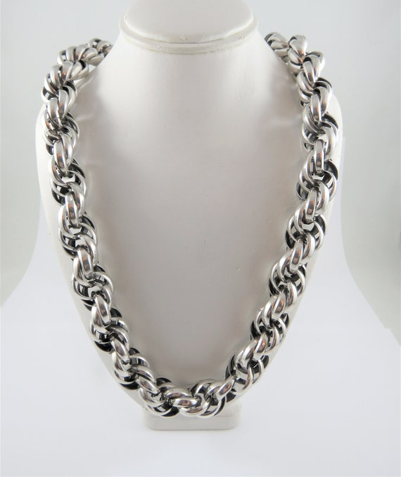 Beautiful Sterling silver 925 sterling Sterling Silver 1.25mm Loose Rope Chain
