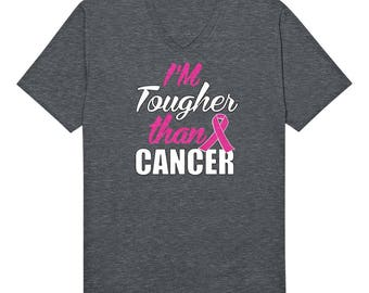 Pink Ribbon T Shirt Courage /& Hope Wear Pink for Charity Cancer Race Mud Event