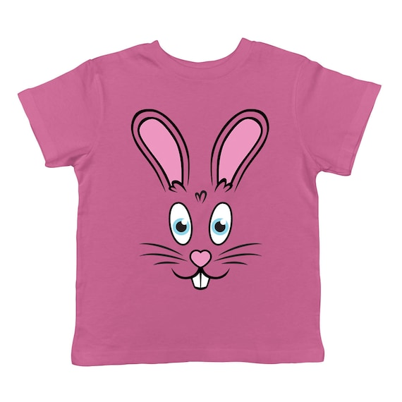 SpiritForged Apparel Little Bunny Easter Youth 3//4 Raglan Shirt