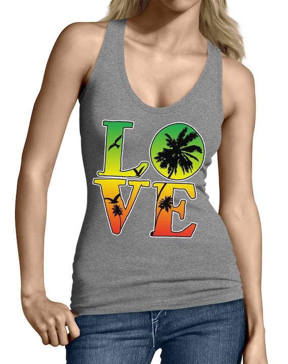 Jamaican Jamaica Flag Rasta Rastafarian Reggae Caribbean Juniors T-shirt