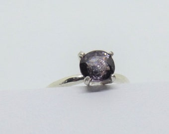 1.19 ct Purple Spinel Ring
