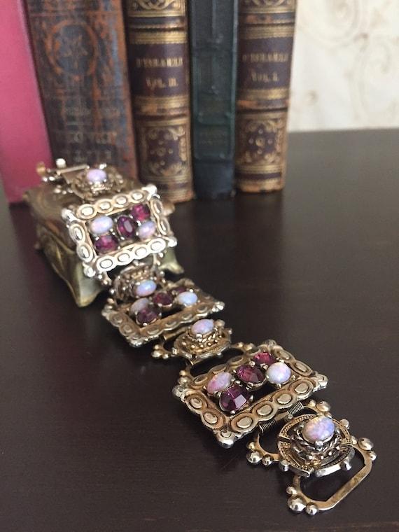 Antique / 1930s Era Costume Bracelet