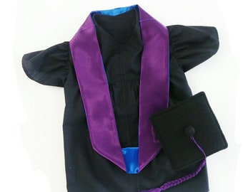 Dog Graduation Gown Etsy
