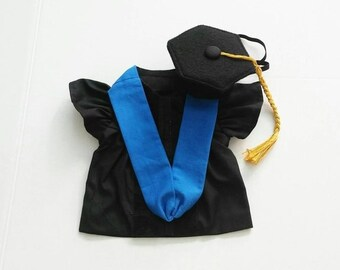 Dog Graduation Gown Etsy