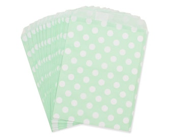 Mint green polka dot  e2e1ab3c36e32