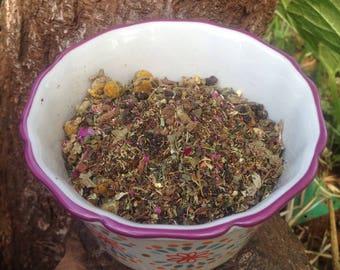 Hand blended chai tea mix