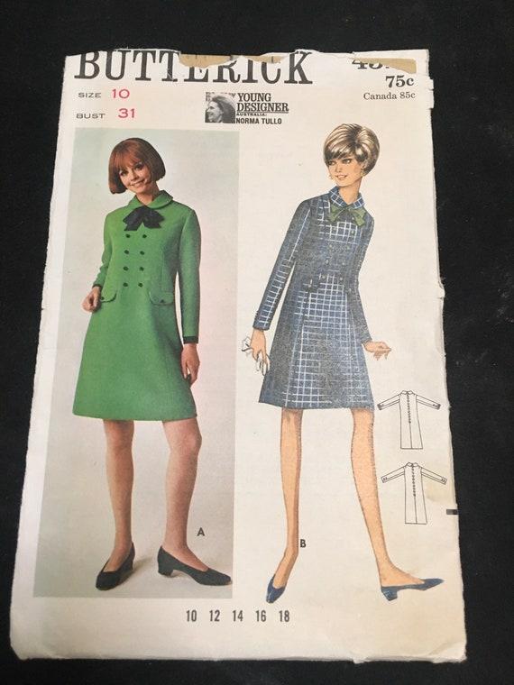 1970/'s Norma Tullo Australian Designer Winter Maxi Dress