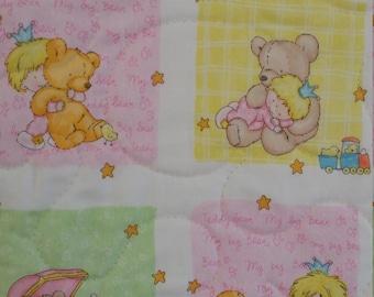 Nursery Baby Kids Quilt