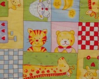 Multi Color Baby Kids Quilt