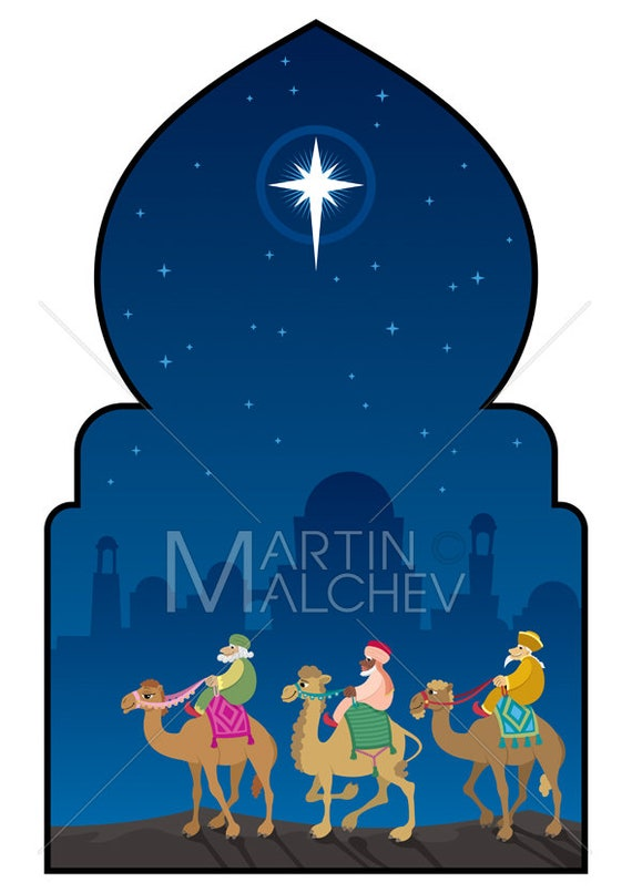 Nativity collectible   Etsy