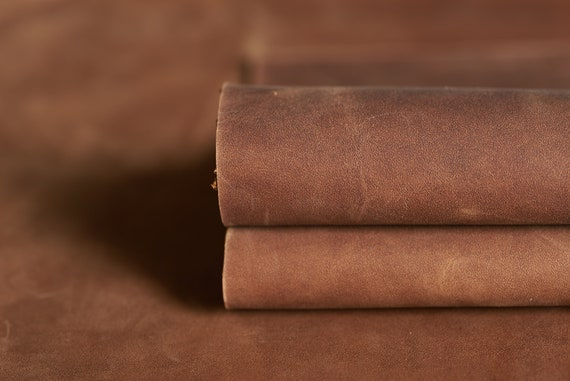 EPSOM leather piece  sheet Nude  fianoleather various sizes