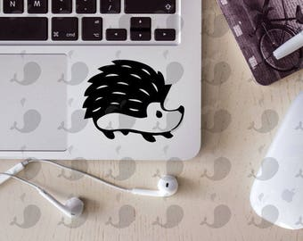 Hedgehog Decal