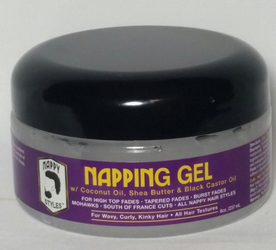 Items Similar To Nappy Styles Napping Gel 8floz On Etsy