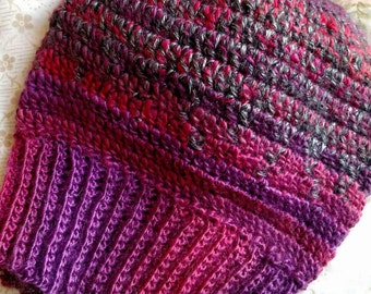 Surely Inspired Slouchy Hat