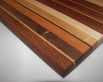 Large Wood Cutting Board / Serving Board [100_2431]