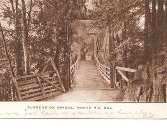 Giverny Bridge Sympathy Card