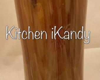 Wood grain 20 oz Tumbler