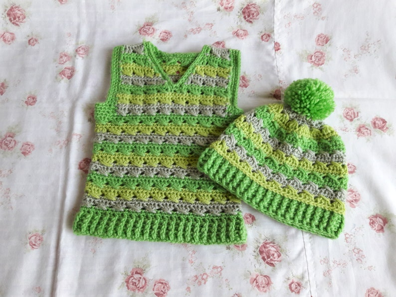 toddler vest toddler boy vest toddler sweater crochet beanie toddler vest crochet 2T sweater crochet toddler vest crochet sweater