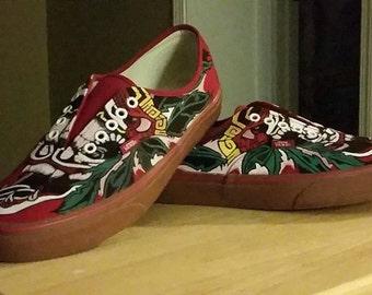 vans schoenen custom