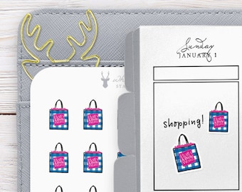 Planner Stickers | Doodles - Bath & Body Works Bags