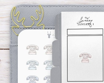 White Deer Stationery