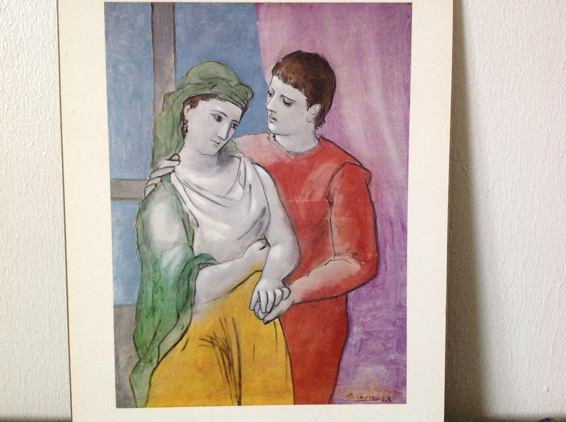 picasso dating
